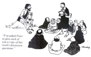 peter and group