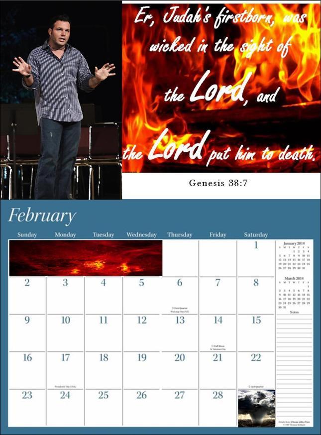 driscoll calendar