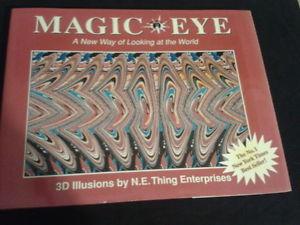 magic eye book