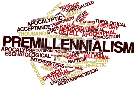 16528091-abstract-word-cloud-for-premillennialism-with-related-tags-and-terms