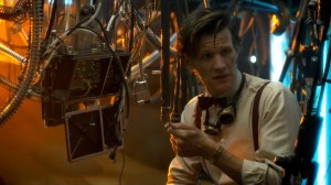 so easy to get lost in the guts of the Tardis...