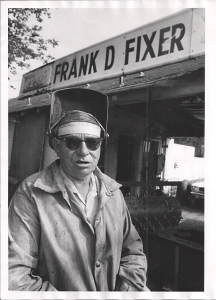 I love you, Frank D Fixer. Just stick to my car and my plumbing, please...