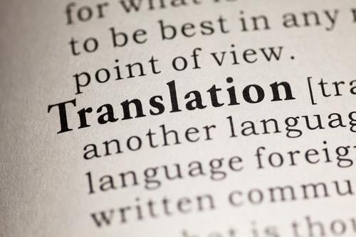 Translation-Definition