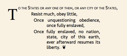 to the states_Whitman